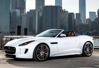 Jaguar_F-Type_Convertible
