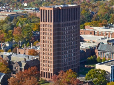 1966_Kline_Science_Tower_Yale_University