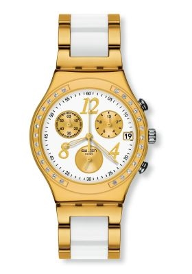 Swatch_2012_Dreamwhite_Yellow_YCG407G