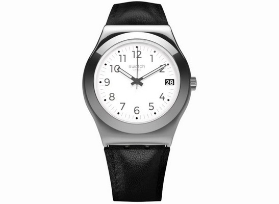 Swatch_2017 Licorice 33mm Q YLS453