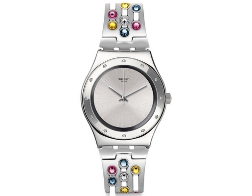 Swatch_2017 Sparklance 33mm Q YLS196G