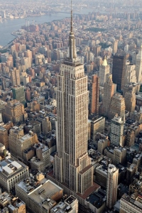 1931 Empire State Building New York City, NY USA Shreve, Lamb and Harmon