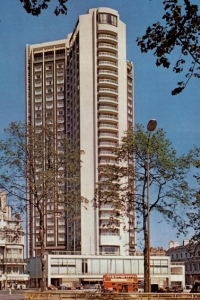 1963_Hilton on Park Lane London