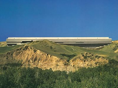 1968_University_of_Lethbridge_Arthur_Erickson