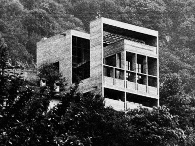 1971 Casa Viggiano Cugnasco Switzerland Ivano Gianola