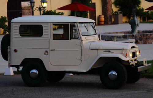 1960 Toyota Land Cruiser 40