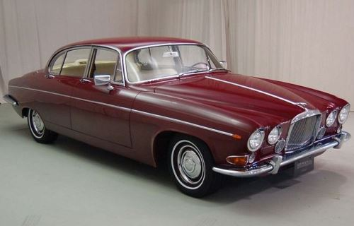 1961 Jaguar Mark X