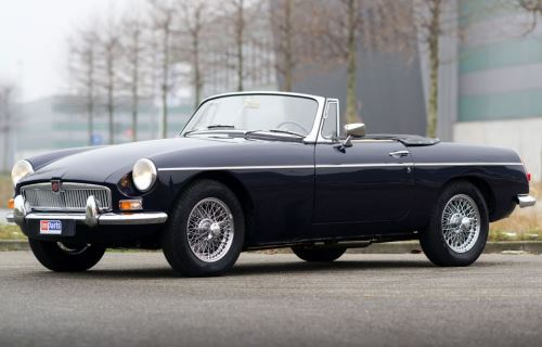 1962 MG MGB Roadster