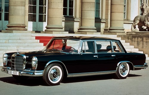 1964 Mercedes-Benz 600 Series