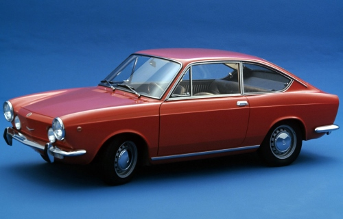 1965 Fiat 850 Coupe