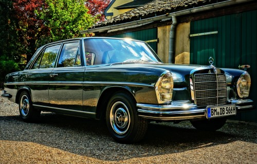 1965 Mercedes-Benz 108-109 Series