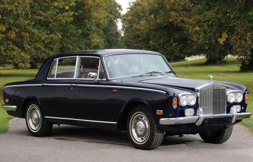 1965 Rolls-Royce Silver Shadow