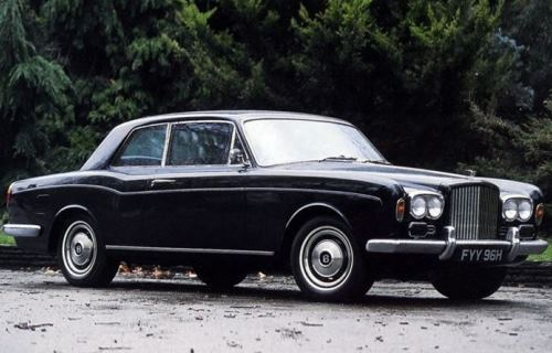 1966 Bentley T1 Coupe