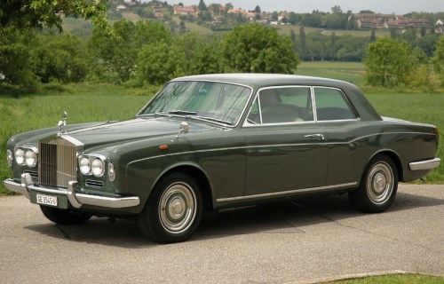 1966 Rolls-Royce Silver Shadow Coupe