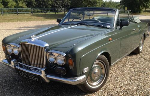 1967 Bentley T1 Convertible