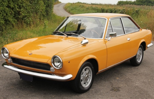 1967 Fiat 124 Coupe