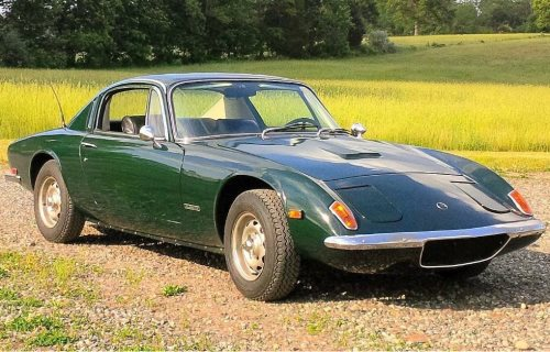 1967 Lotus Elan plus 2