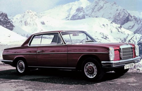 1967 Mercedes-Benz 114-115 Series Coupe