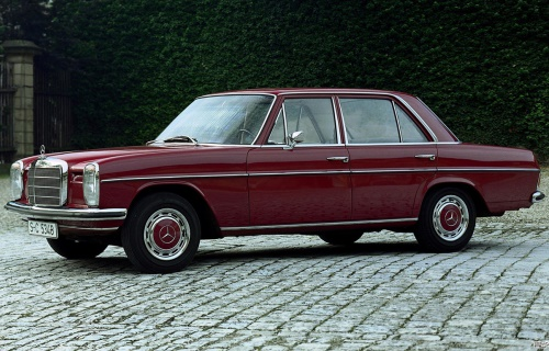 1967 Mercedes-Benz 114-115 Series