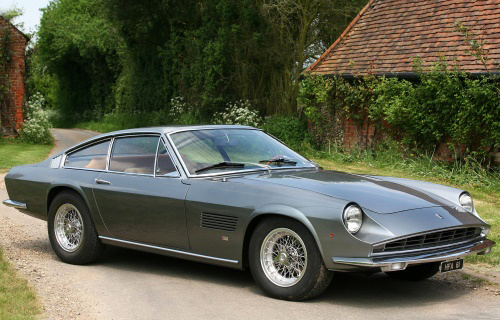 1967 Monteverdi High Speed 375 S Coupe