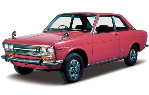 1967 Nissan Bluebird Coupe