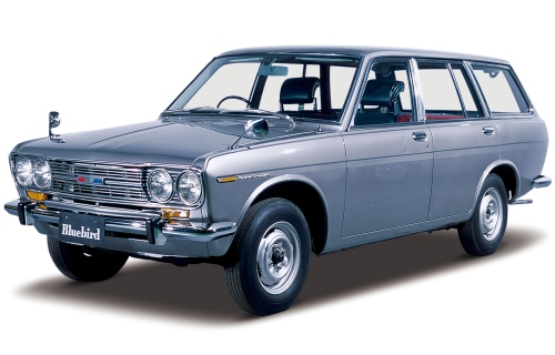 1967 Nissan Bluebird Estate