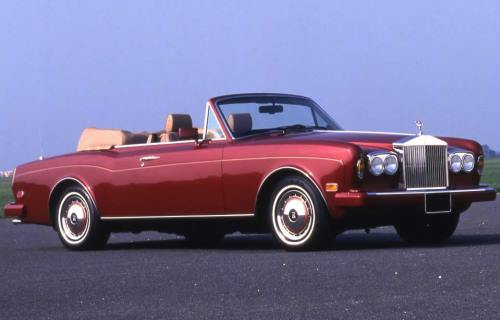 1967 Rolls-Royce Silver Shadow Convertible