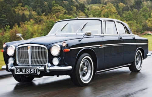 1967 Rover P5B Coupe