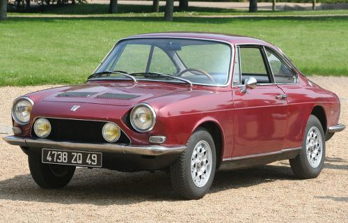 1967 Simca 1200 Coupe