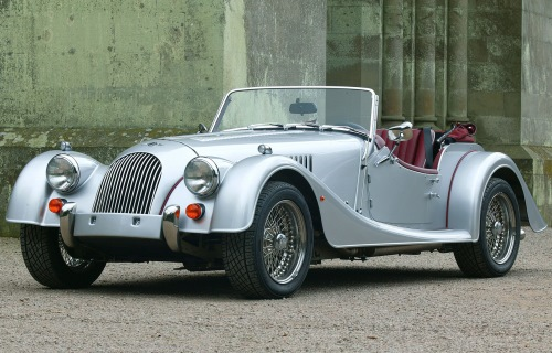 1968 Morgan Plus 8