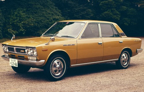 1968 Nissan Laurel