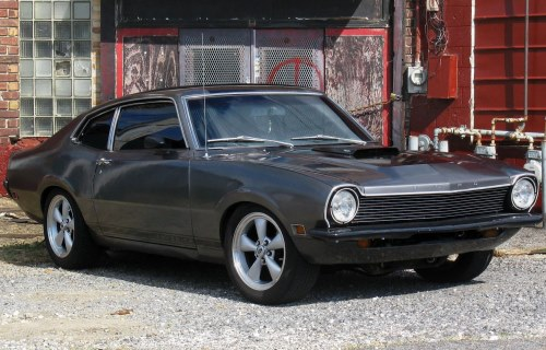 1969 Ford Maverick