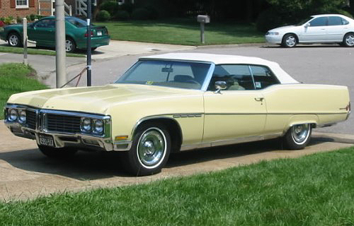 1970 Buick Electra Coupe