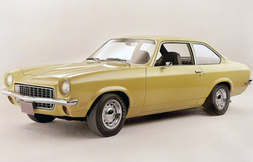1970 Chevrolet Vega Coupe