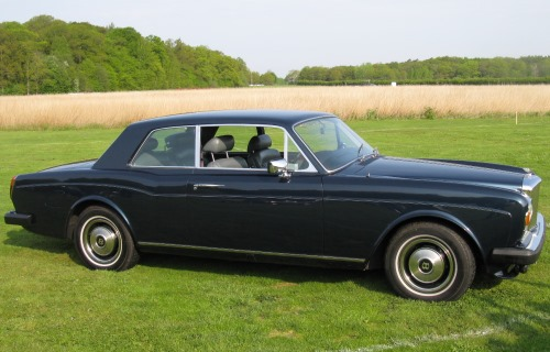1971 Bentley Corniche Coupe