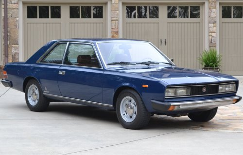 1971 Fiat 130 Coupe