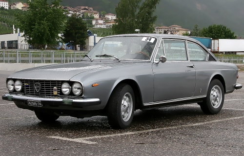 1971 Lancia Beta Coupe