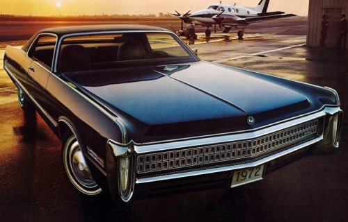 1972 Chrysler Imperial LeBaron Coupe