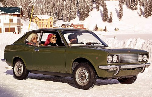 1972 Fiat 128 Sport Coupe