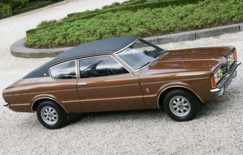1972 Ford Taunus Coupe
