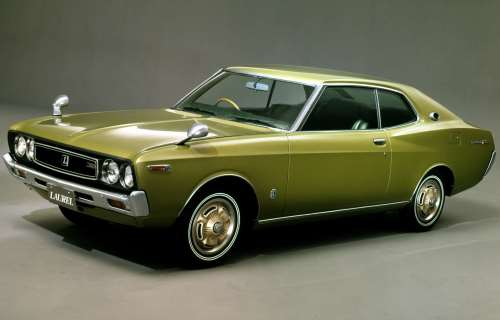 1972 Nissan Laurel Coupe
