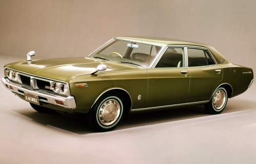 1972 Nissan Laurel