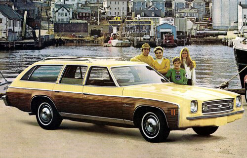 1973 Chevrolet Chevelle Station Wagon