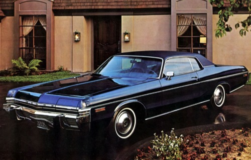 1973 Dodge Monaco Coupe