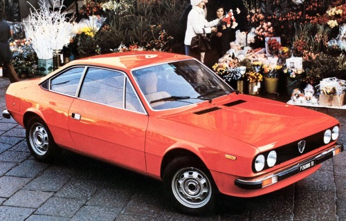 1973 Lancia Beta Coupe