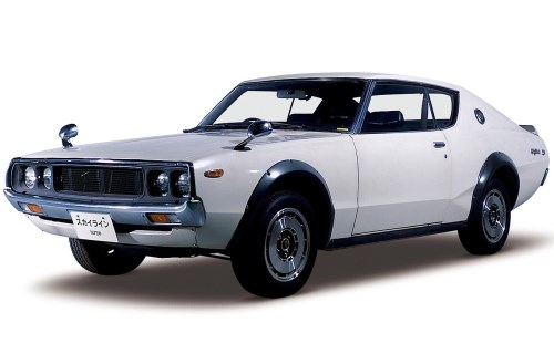 1973 Nissan Skyline Coupe