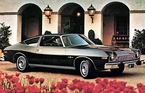 1974 AMC Matador Coupe