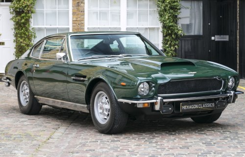 1974 Aston Martin V8 Coupe Series 3
