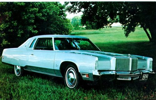 1974 Chrysler Imperial LeBaron Coupe