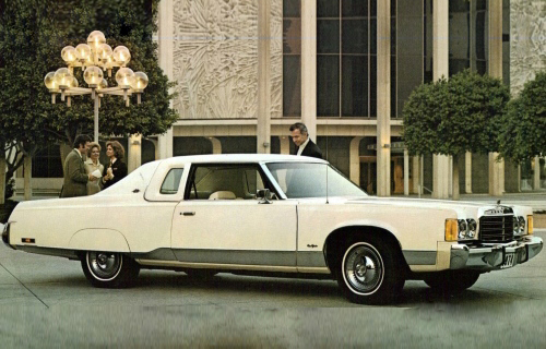1974 Chrysler New Yorker Coupe